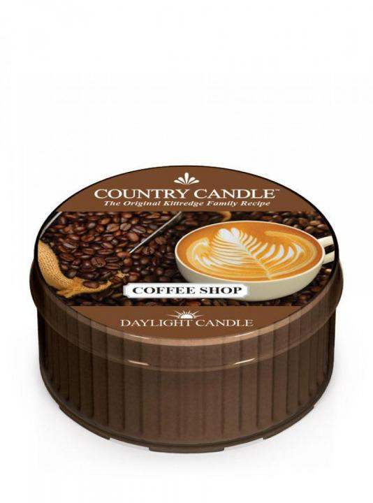 Country Candle - Coffee Shop - Daylight (35g)