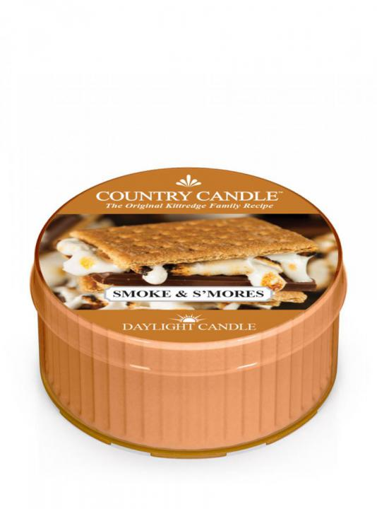Country Candle - Smoke & S mores - Daylight (35g)