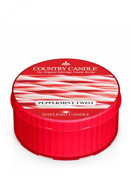 Country Candle - Peppermint Twist - Daylight (35g)