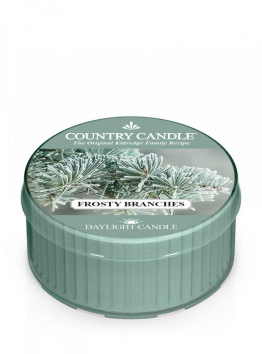 Country Candle - Frosty Branches - Daylight (35g)