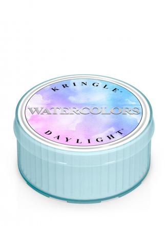 Kringle Candle - Watercolors - Świeczka zapachowa - Daylight (35g)