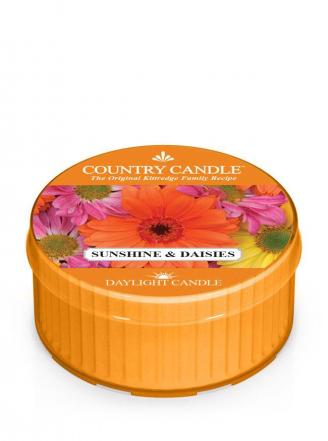 Country Candle - Sunshine & Daisies - Daylight (35g)