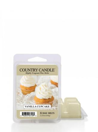 Country Candle - Vanilla Cupcake - Wosk zapachowy