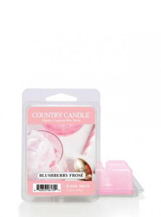 Country Candle - Blushberry Frose - Wosk zapachowy