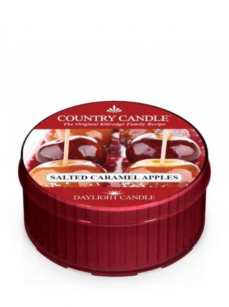 Country Candle  Salted Caramel Apple  Daylight (35g)