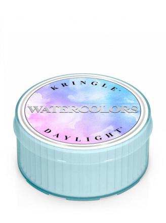 Kringle Candle  Watercolors  Świeczka zapachowa  Daylight (35g)
