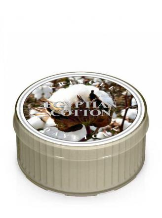 Kringle Candle  Egyptian Cotton  Świeczka zapachowa  Daylight (35g)