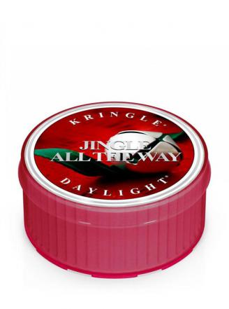 Kringle Candle  Jingle All The Way  Świeczka zapachowa  Daylight (35g)