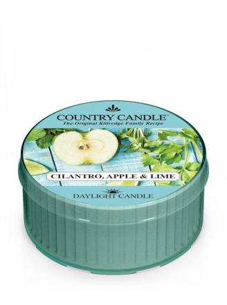 Country Candle  Cilantro, Apple & Lime  Daylight (35g)