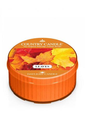 Country Candle  Leaves  Daylight (35g)