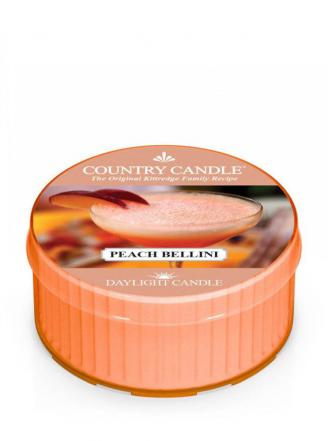 Country Candle  Peach Bellini  Daylight (35g)