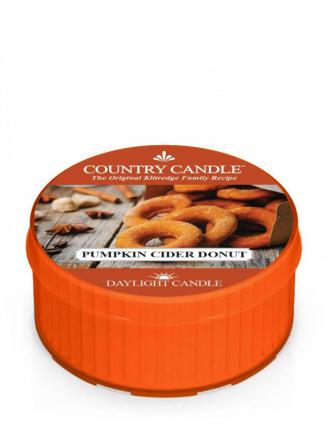 Country Candle  Pumpkin Cider Donut  Daylight (1.25oz)
