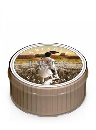 Kringle Candle  Far Far Away  Daylight Candle (1.25oz)