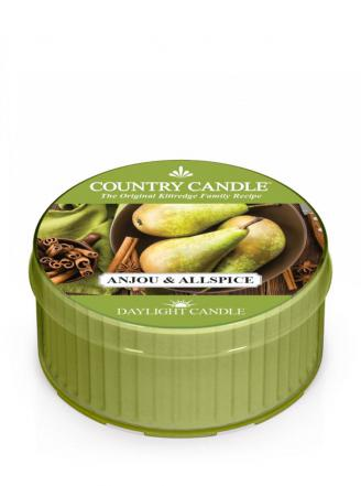 Country Candle  Anjou & Allspice  Daylight (35g)