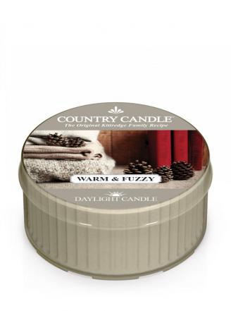 Country Candle  Warm and Fuzzy   Daylight (35g)