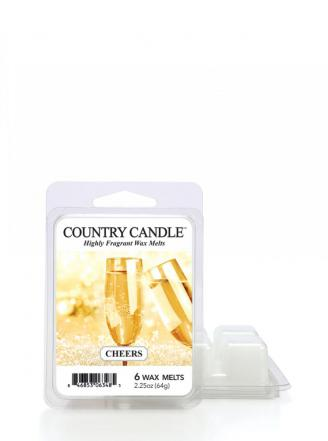 "Country Candle  Cheers  Wosk zapachowy ""potpourri"" (64g)"