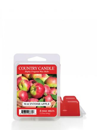 "Country Candle  Macintosh Apple  Wosk zapachowy ""potpourri"" (64g)"