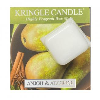 Kringle Candle  Anjou & Allspice  Próbka (ok.10,6g)