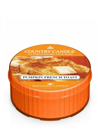 Country Candle  Pumpkin French Toast  Daylight (42g)